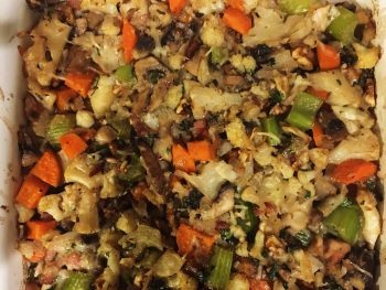 Cauliflower Stuffing