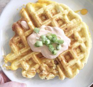 Sweet or Savory Waffles