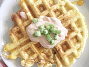Sweet or Savory Waffles
